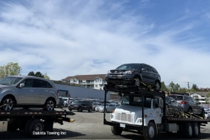 dakota towing heavy hauling