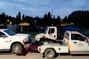 dakota towing medium towing