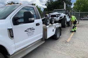 dakota towing parking enforcement